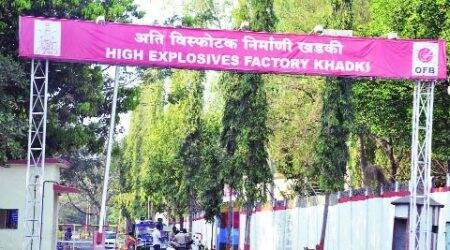Explosion in Khadki factory sparks panic