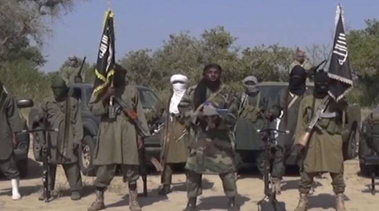 This offensive by Boko Haram comes as Nigerians prepare for a closely contested presidential election on March 28. (Source: AP)