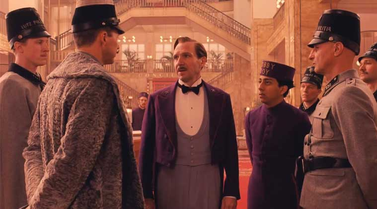 'Grand Budapest' won over the scripts for 'Boyhood,' 'Foxcatcher,' 'Nightcrawler' and 'Whiplash'.