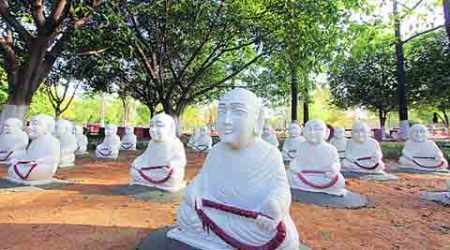 From tomorrow, get ready to meditate amidst statues of Buddha in Panchkula park