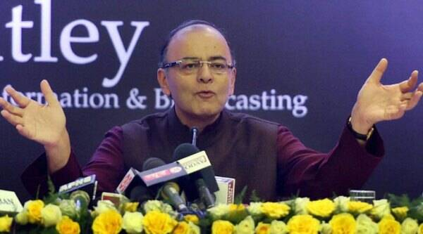 union  Budget 2015, Arun jaitley, Finance minister