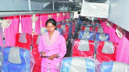 UP gets exclusive bus service forwomen