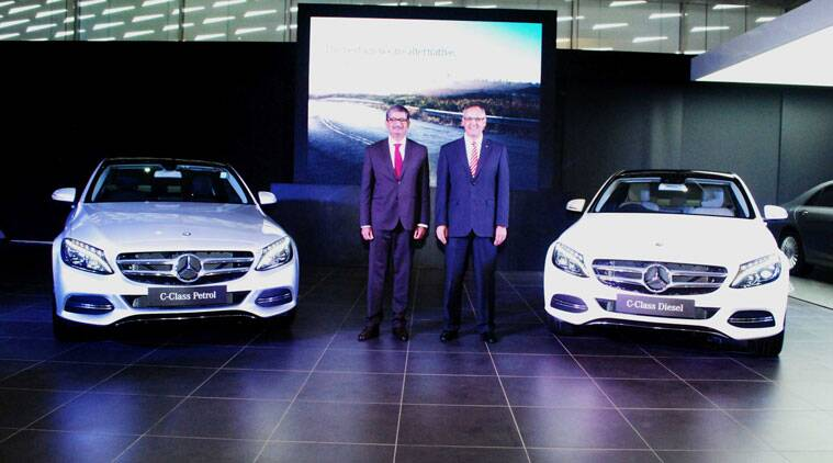 Aesthetically, the new C220 CDI remains largely unchanged from its petrol sibling.
