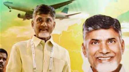 N Chandrababu Naidu, investment in AP