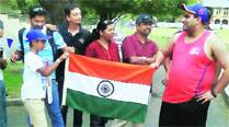 World Cup 2015: On Sunday, Adelaide Airport turns dormitory for India, Pakistanfans