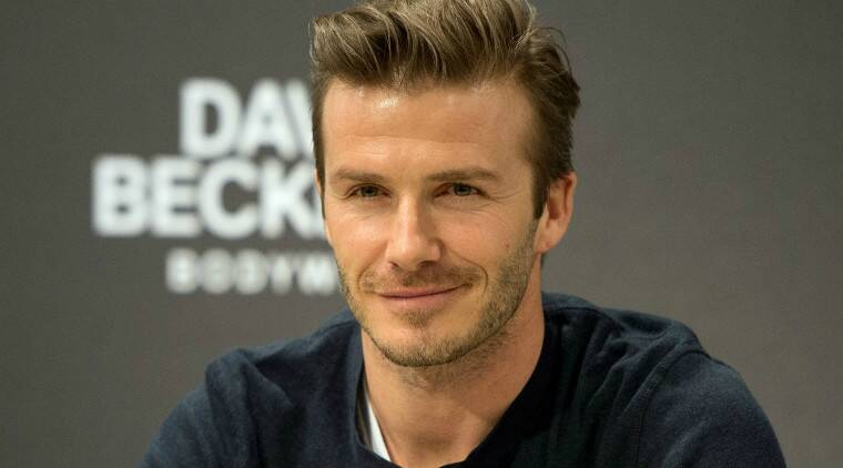 DAVID BECKHAM | The Indian Express