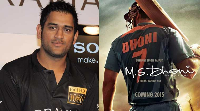 M S Dhoni - The Untold Story, Phir Se, Indian cricket team