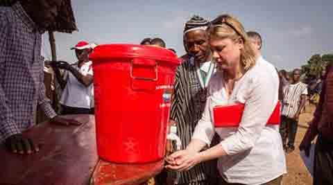 Ebola, Ebola epidemic, Sierra Leone, Ernest Bai Koroma, Ebola virus