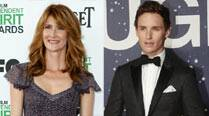 Eddie Redmayne and Laura Dern to co-host charity event for SpecialOlympics