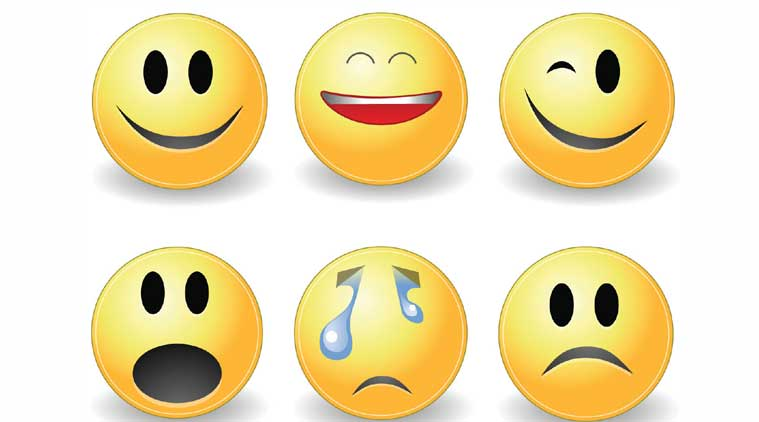 People are increasingly using emojis to convey their feelings and emotions