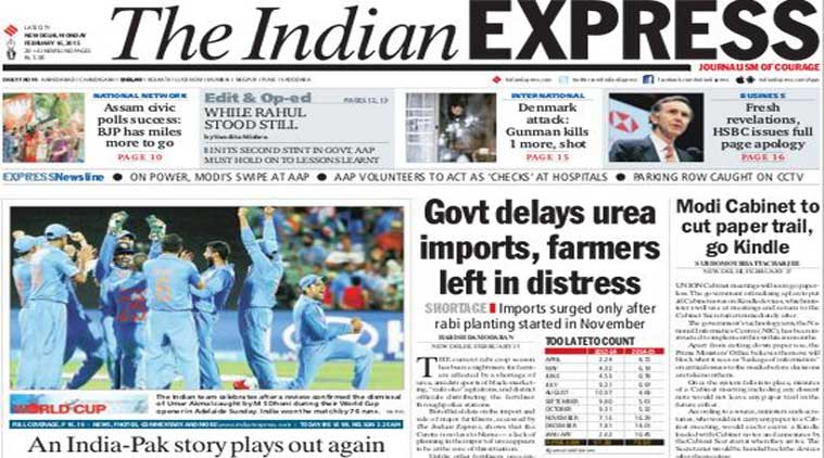 Express5: 'An India-Pak story plays out again', Modi cabinet