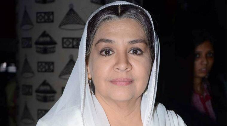 Farida Jalal death hoax goes viral, Twitter flooded with condolences