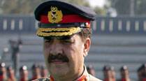 Pak army chief General Raheel Sharif, DG ISI in Kabul for talks