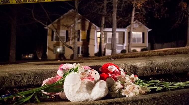georgia shooting, five killed in georgia, gunman georgia