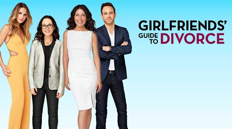 girfriends guide to divorse