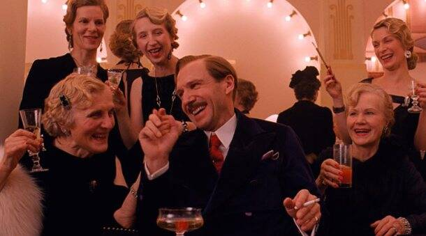 oscars winner list, The Grand Budapest Hotel