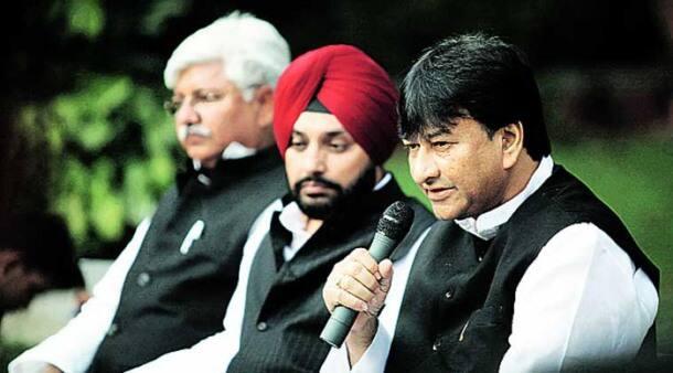 haroon yusuf, congress, delhi elections