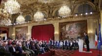 Ukraine crisis: European leaders push for new peaceplans