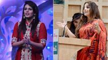 Vidya Balan spends time with kids, Huma to host 'Nayi Soch Ko Salaam'