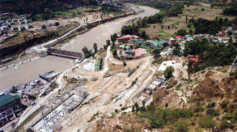 Nathpa Jhakri is one of the three big projects facing protests.