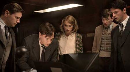 'Imitation Game' introduces WWII codebreakers toaudiences