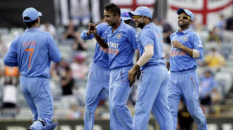 India To Enter Icc Cricket World Cup 2015 At Second Spot In