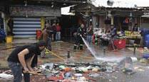 Multiple Baghdad bombings kill 37, wound 86, say Iraqi officials