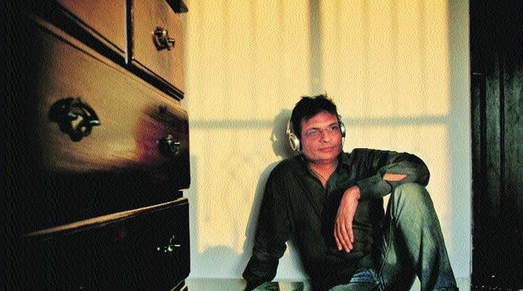 Irshad Kamil has worked on all of Imtiaz Ali's films including Jab We Met, Love Aaj Kal, Rockstar, and Highway. (Source: Express Photo by Amit Chakravarty)