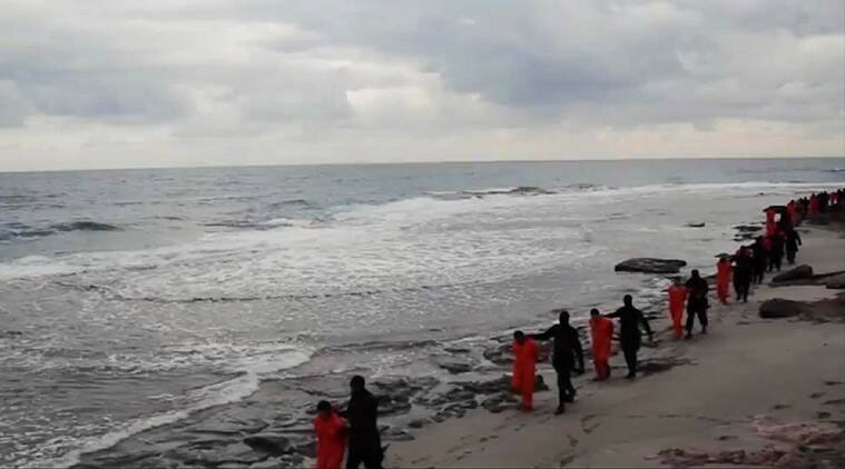 Islamic State, IS, IS video, Egypt, Libya, IS Libya, Christian hostages, IS new video