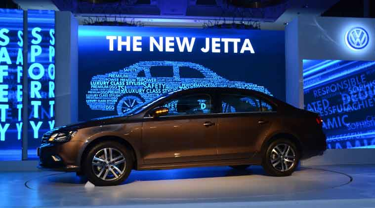 New Volkswagen Jetta launched starting at Rs 13.87 lakh in India | Auto & Travel News, The ...