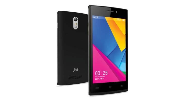 Jivi, cheap android phones, android kitkat phones under rs 5000