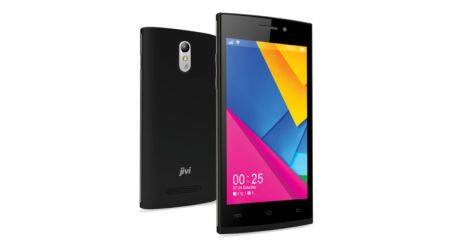 Jivi launches three Android KitKat phones under Rs5000