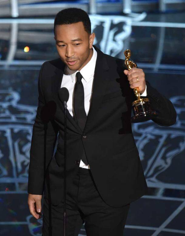 oscars winner list, John Legend