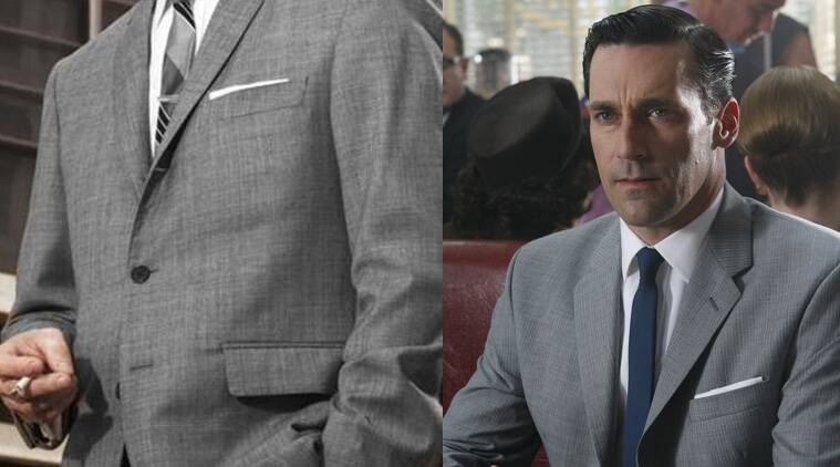 mad men�s don draper�s suit to join american history