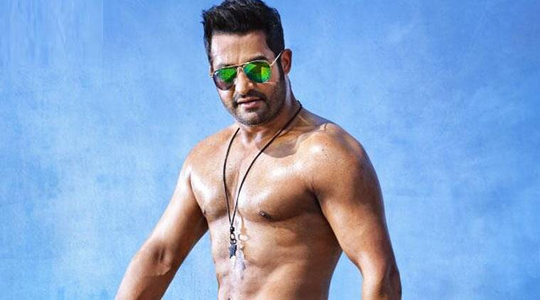 Jr NTR tranformation