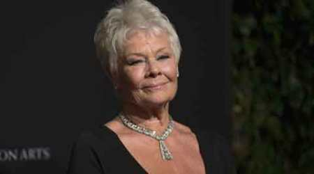 I am coping with my losing vision: JudiDench