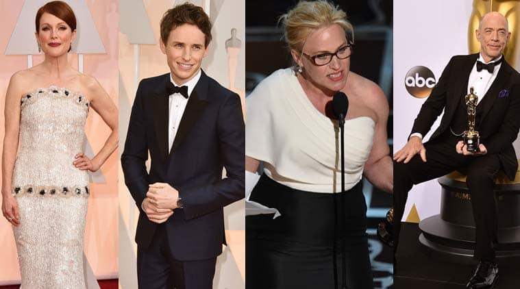 Oscars 2015 List of Winners, Oscars 2015 Winners, Oscars Winners, oscars 2015, Eddie Readmayne