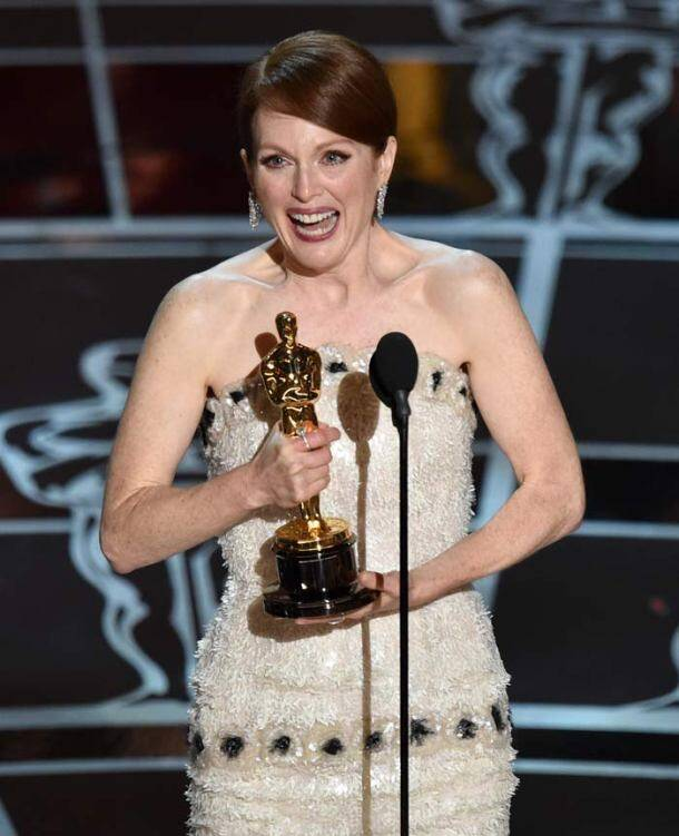 oscars winner list, Julianne Moore, Still Alice, Oscars 2015