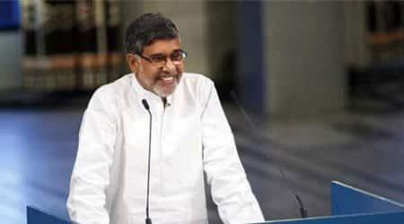 Kailash Satyarthi, Nobel laureate Kailash Satyarthi,Kailash Satyarthi-nobel prize,Kailash Satyarthi-child rights activist,Kailash Satyarthi nobel citation stolen, thieves atKailash Satyarthi house, India news, Indian Express