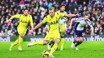 Harry Kane looks to make his mark as Arsenal and Tottenham collide