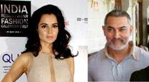 Kangana Ranaut not playing Aamir Khan's daughter in the upcoming movie 'Dangal'