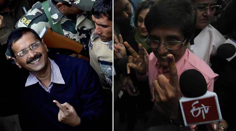kejriwal, kiran bedi, bedi, kejriwal news, delhi elections, delhi votes
