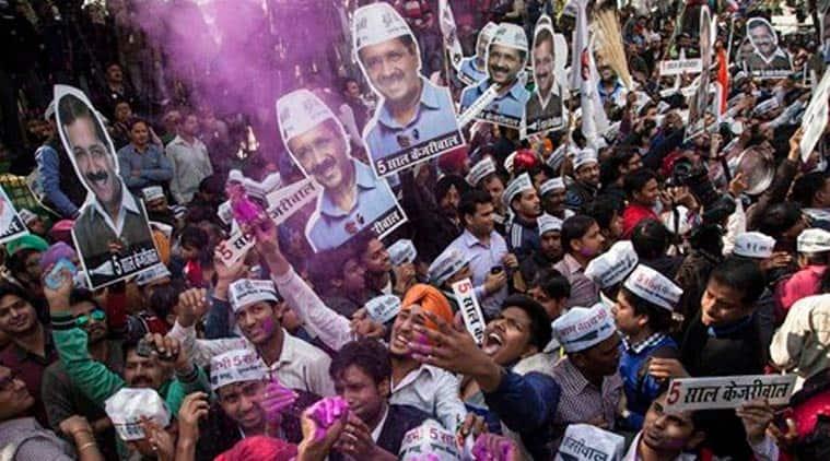 Arvind Kejriwal, AAP, Delhi polls