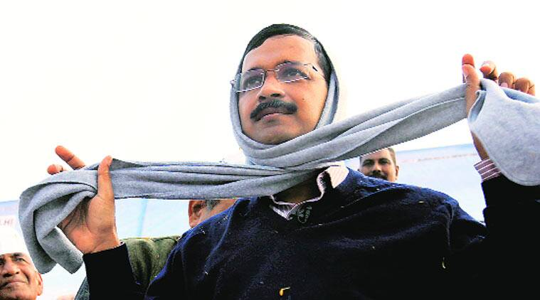 Arvind kejriwal, AAP Delhi polls, Kejriwal EVM, Kejriwal EVM tampering, delhi Assembly polls