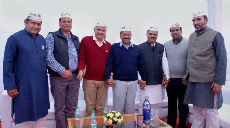 arvind kejriwal, kejriwal news, kejriwal cabinet, aam aadmi party, delhi elections, AAP
