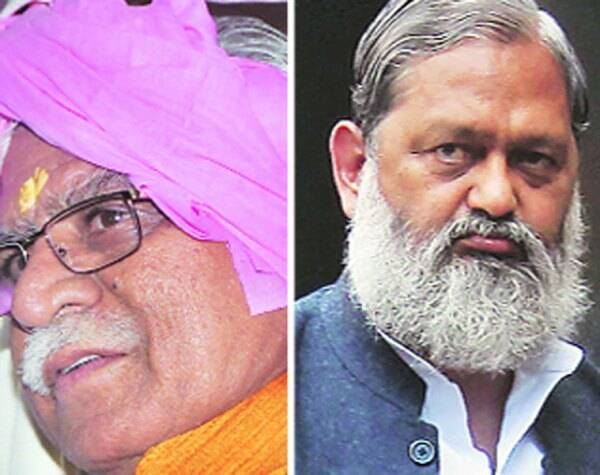 Vij's Tweets so far were against unnamed people; he has gone direct against Khattar after the CM kept him out of a function under his department.