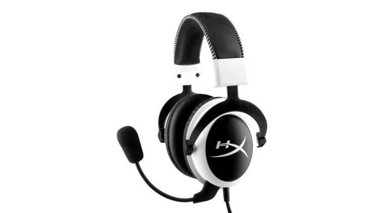 Kingston Hyper X Cloud gaming headset Review, gaming headphones, Kingston