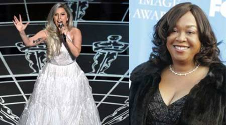 Shonda Rhimes not impressed with Gaga's Oscar performance