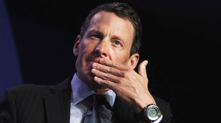 Armstrong says Uber investment saved his family