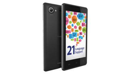 Lava Iris 465 arrives with 21 Indian language support for Rs4499